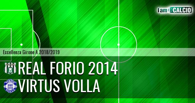 Real Forio 2014 - Virtus Volla