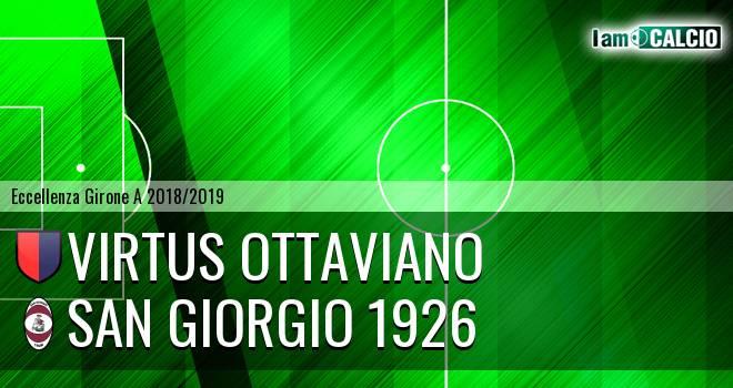 Virtus Ottaviano - San Giorgio 1926