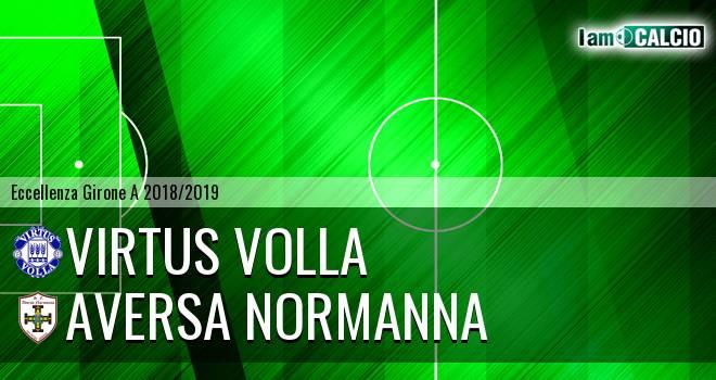 Virtus Volla - Aversa Normanna