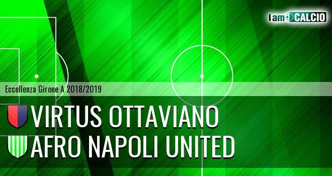 Virtus Ottaviano - Afro Napoli United