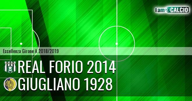 Real Forio 2014 - Giugliano 1928