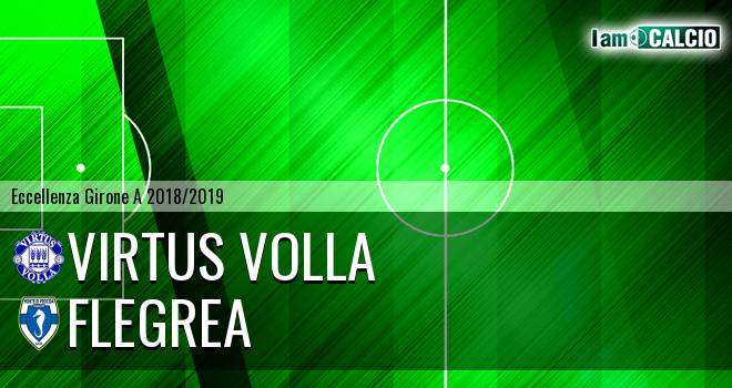 Virtus Volla - Flegrea