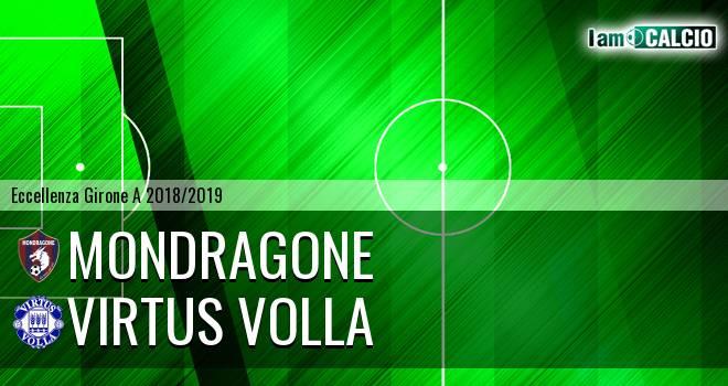 Mondragone - Virtus Volla
