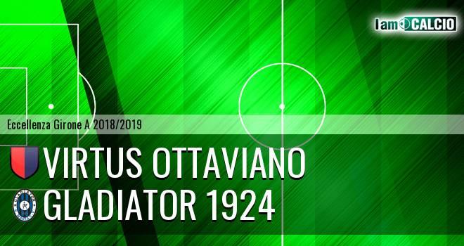 Virtus Ottaviano - Gladiator
