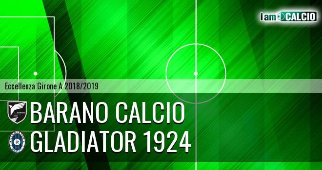 Barano Calcio - Gladiator