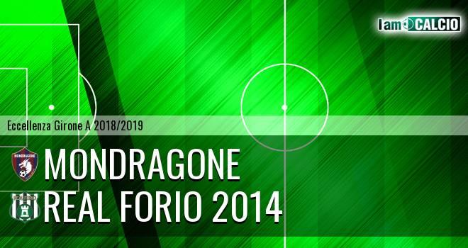 Mondragone - Real Forio 2014