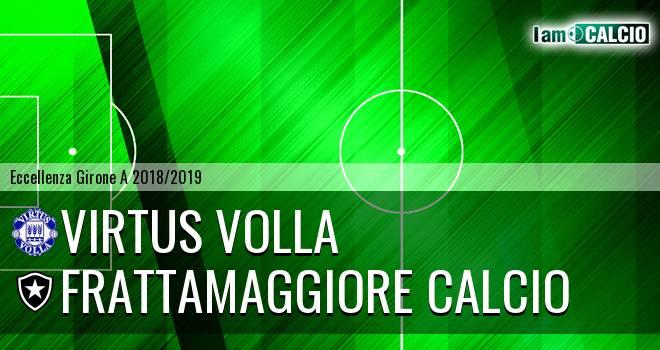 Virtus Volla - Frattamaggiore Calcio