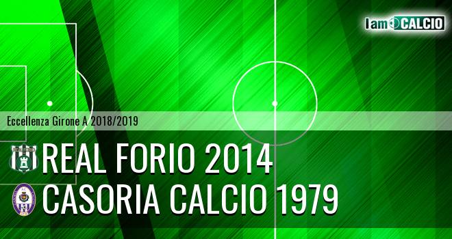 Real Forio 2014 - Casoria Calcio 1979