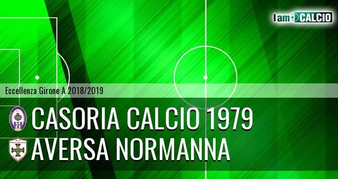 Casoria Calcio 1979 - Aversa Normanna