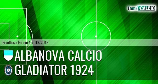 Albanova Calcio - Gladiator