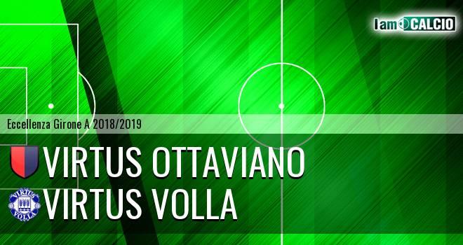 Virtus Ottaviano - Virtus Volla