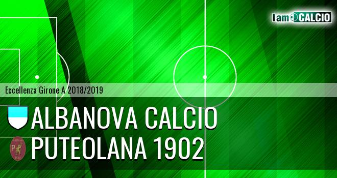 Albanova Calcio - Puteolana 1902