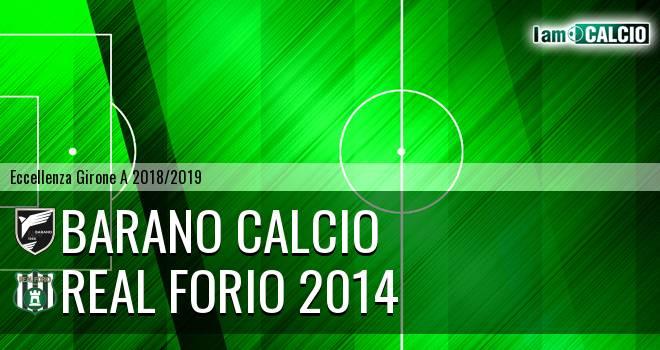 Barano Calcio - Real Forio 2014