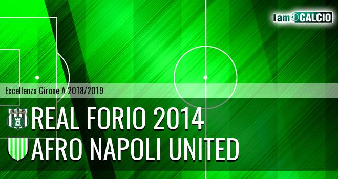 Real Forio 2014 - Afro Napoli United