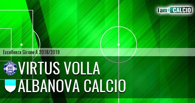 Virtus Volla - Albanova Calcio