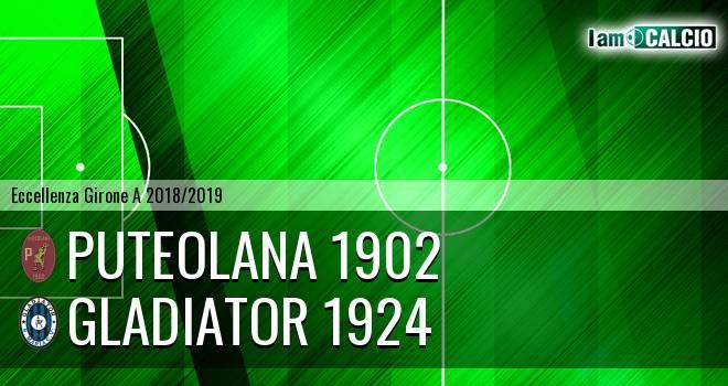 Puteolana 1902 - Gladiator