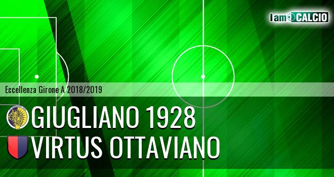 Giugliano 1928 - Virtus Ottaviano