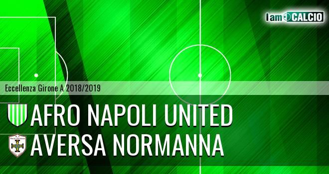Afro Napoli United - Aversa Normanna