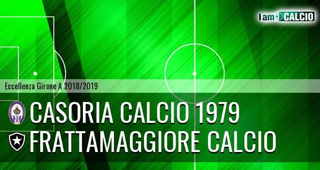 Casoria Calcio 1979 - Frattamaggiore Calcio