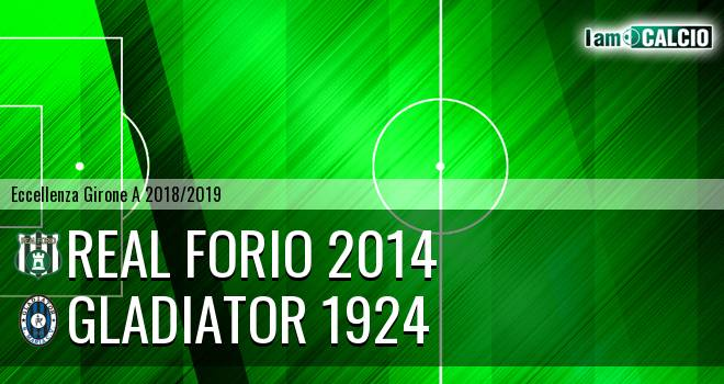 Real Forio 2014 - Gladiator