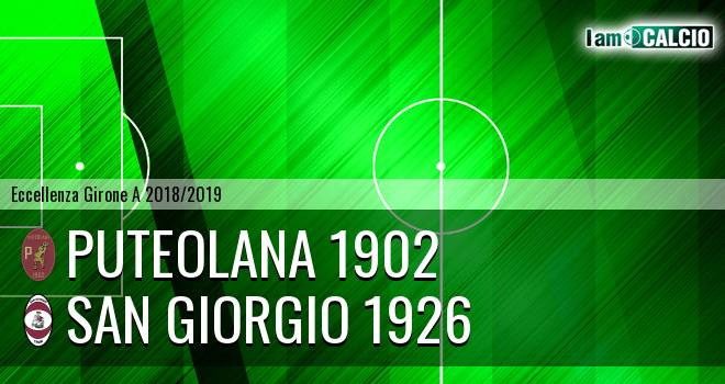 Puteolana 1902 - San Giorgio 1926
