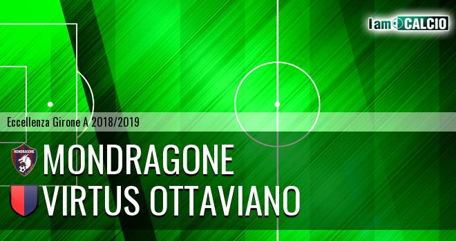 Mondragone - Virtus Ottaviano