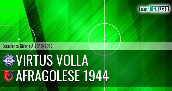 Virtus Volla - Afragolese 1944