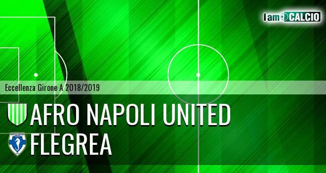 Afro Napoli United - Flegrea