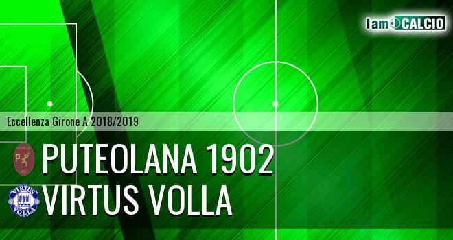 Puteolana 1902 - Virtus Volla