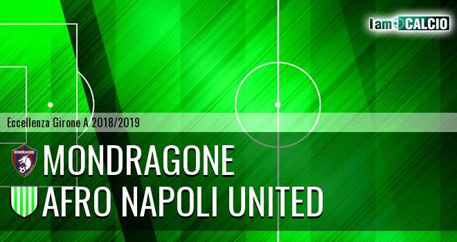 Mondragone - Afro Napoli United