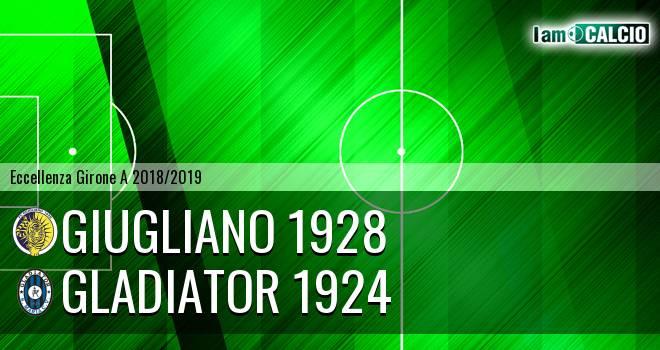 Giugliano 1928 - Gladiator