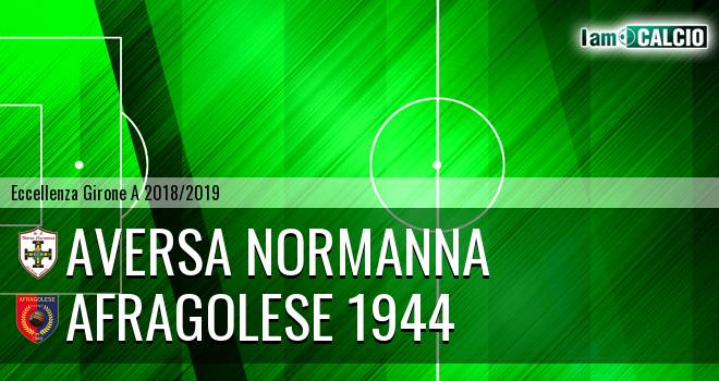 Aversa Normanna - Afragolese 1944