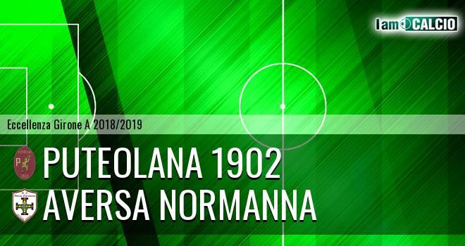 Puteolana 1902 - Aversa Normanna