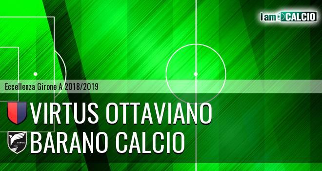 Virtus Ottaviano - Barano Calcio