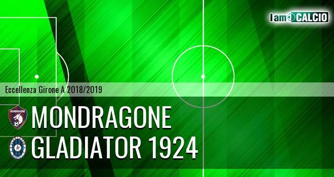 Mondragone - Gladiator