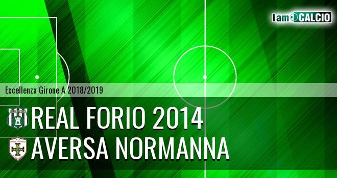 Real Forio 2014 - Aversa Normanna