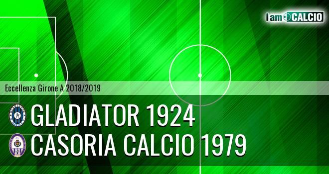 Gladiator - Casoria Calcio 1979