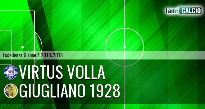 Virtus Volla - Giugliano 1928