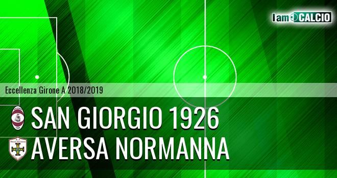 San Giorgio 1926 - Aversa Normanna