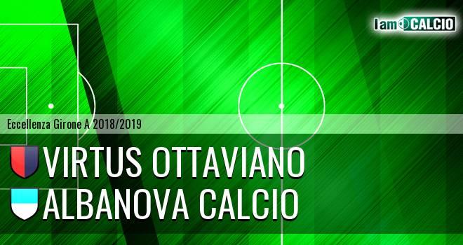 Virtus Ottaviano - Albanova Calcio