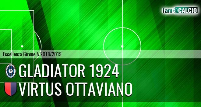Gladiator - Ac Ottaviano