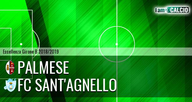 Palmese - FC Sant'Agnello