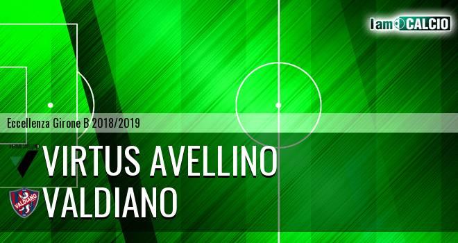 Virtus Avellino - Valdiano