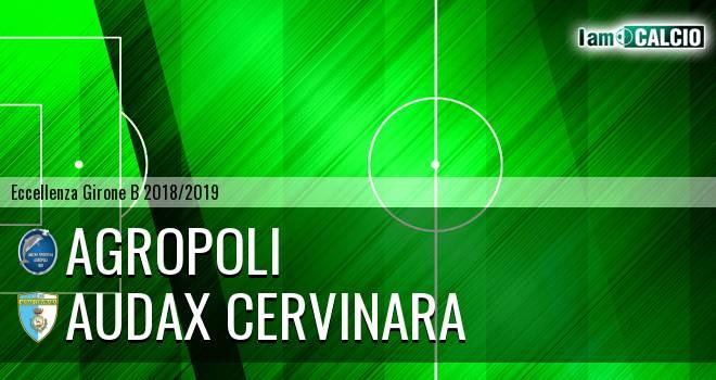 Agropoli - Audax Cervinara