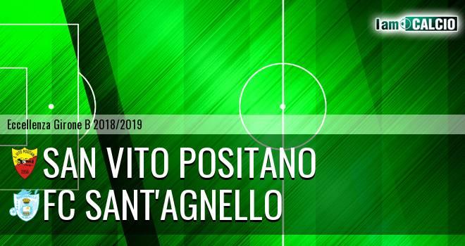San Vito Positano - FC Sant'Agnello