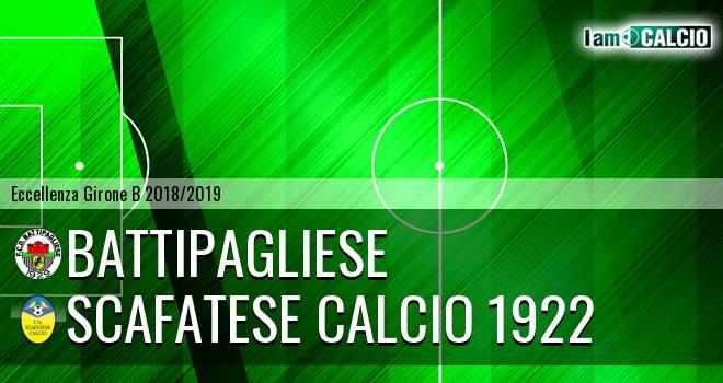 Battipagliese - Scafatese Calcio 1922