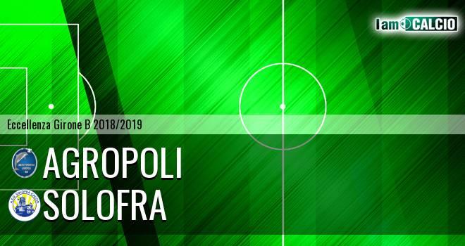 Agropoli - Solofra