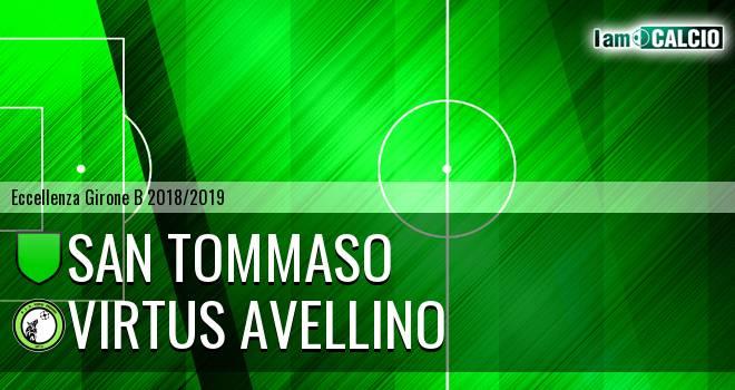 San Tommaso - Virtus Avellino