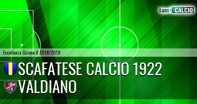 Scafatese Calcio 1922 - Valdiano