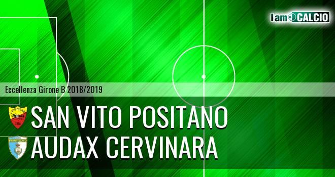 San Vito Positano - Audax Cervinara